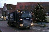 Abfallwirtschaft Weihnachten 1