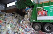 Abfallwirtschaft Entladen Gelbe Säcke