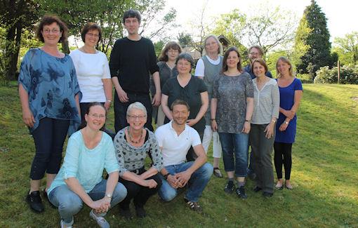 Das Team der Erziehungsberatungsstellen in Winsen und Buchholz©Landkreis Harburg